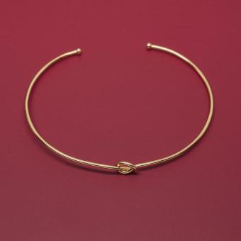 fejn jewelry - Armcuff 'knot'