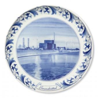Atomteller Brunsbüttel KKB