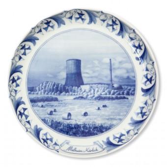 Atomteller Mülheim-Kärlich KMK