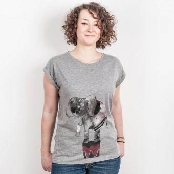 miinuc – Elephant - Ladies T-Shirt
