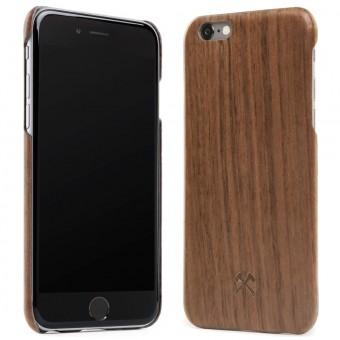 Woodcessories - EcoCase Cevlar - Premium Design Hülle, Case, Cover, Backcover für das iPhone X aus FSC zert. Holz (Walnuss, Kirsche, Bambus)