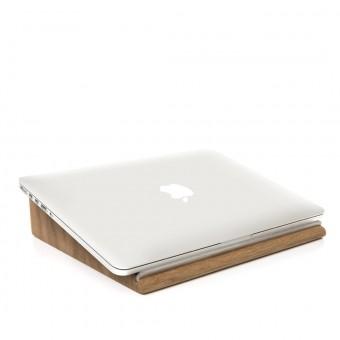 Woodcessories - EcoStand MacBook Lift - Premium Design Stand, Notebook Ständer, Erhöhung, Lift für das MacBook aus massivem Holz (Eiche)