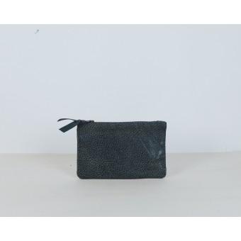 Dittmer – Ledertäschchen GROSSE KOJE (grün)
