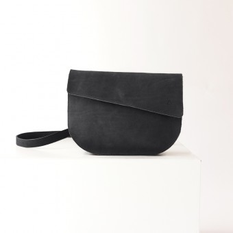 Franziska Klee – Umhängetasche BEA / Kohle