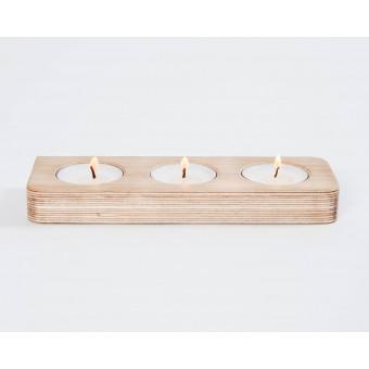 Pirol Furnituring Lightdrop, Teelicht Halter