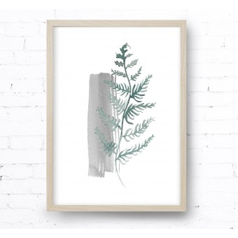 Kruth Design POSTER / BOTANICAL NO.4