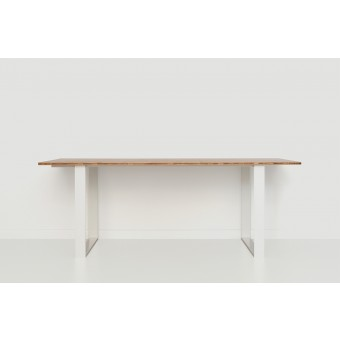 TISCH VENLO OAK WIT | JOHANENLIES