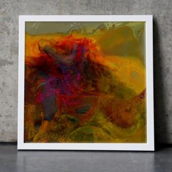 Fotografie // Polaroidabzug_OM_26 // Lars Plessentin