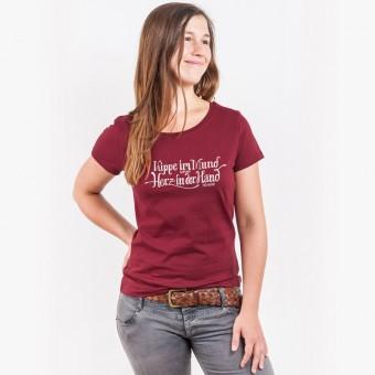 Lukas Adolphi - Kippe im Mund - Ladies Organic Cotton T-Shirt