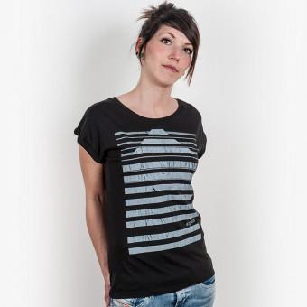 icificis – Stripes - Ladies T-Shirt