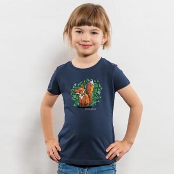 Julius Muschalek - Jede Nacht auf der Jagd - Girls Organic Cotton T‑Shirt