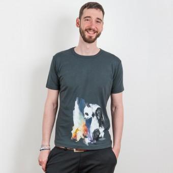 Life in Vanilla – Panda&Fox - Organic Bamboo T-Shirt