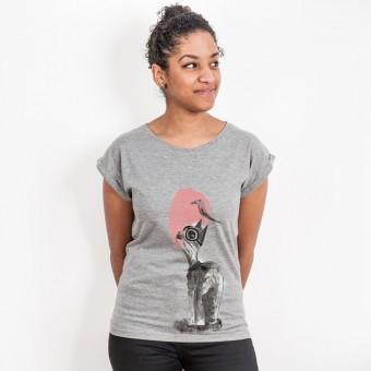 miinuc – Katze - Ladies T-Shirt
