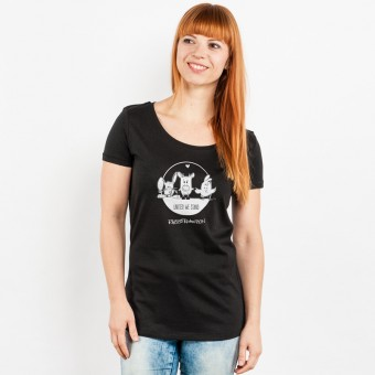 Rabbit Revolution – United we Stand - Ladies Organic Modal T