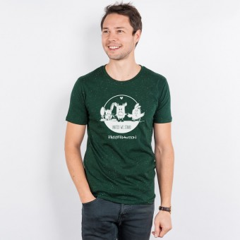 Rabbit Revolution - United we Stand - Organic Cotton T-Shirt