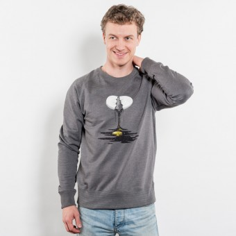 Robert Richter – Another Cosmos - Mens Recycled Organic Sweatshirt