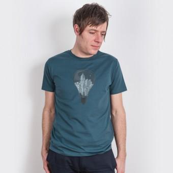Robert Richter – City Lights - T-Shirt