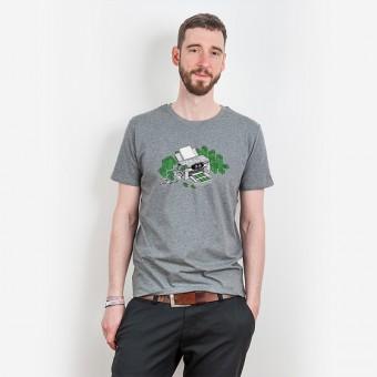 Robert Richter – Criminal Printer - Organic Cotton T-Shirt