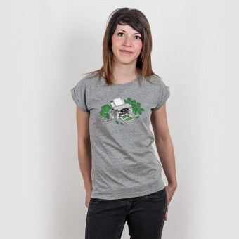Robert Richter – Criminal Printer - Ladies T-Shirt