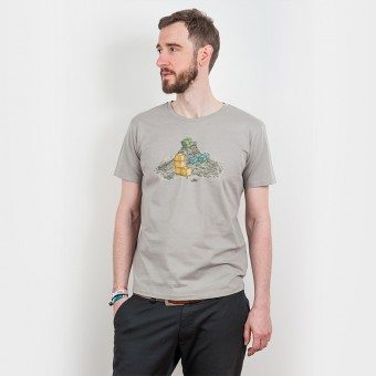 Robert Richter – Game Legends - Organic Cotton T-Shirt