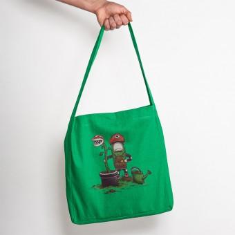 Robert Richter – Green Thumb - Recycled Organic Tote-Bag