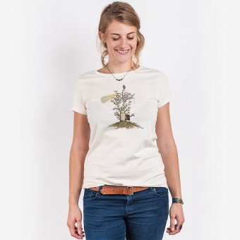 Robert Richter – Natural Light - Ladies Organic Cotton T-Shirt