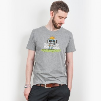 Robert Richter – Oldschool Music - Organic Cotton T-Shirt