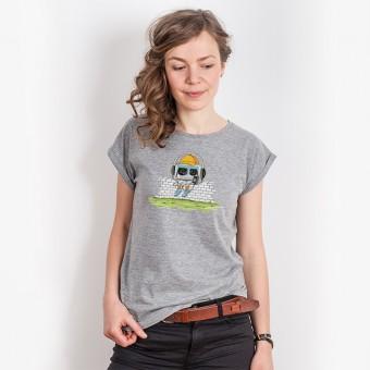 Robert Richter – Oldschool Music - Ladies T-Shirt