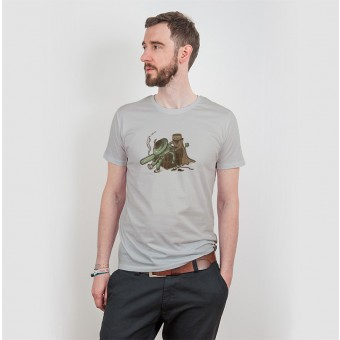 Robert Richter – Revenge - Organic Cotton T-Shirt