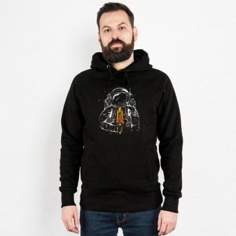 Robert Richter – Space Popsicle - Mens Organic Cotton Unisex Hoodie