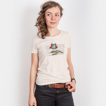 Robert Richter – Super Rubber - Ladies T-Shirt