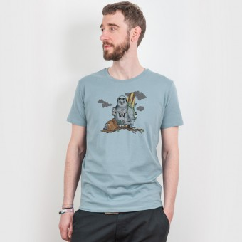 Robert Richter – Traveler - Organic Cotton T-Shirt