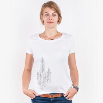 ruestungsschmie.de – Baum - Ladies Organic Modal T-Shirt