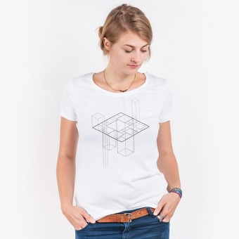 ruestungsschmie.de – Infografic - Ladies Organic Cotton T-Shirt