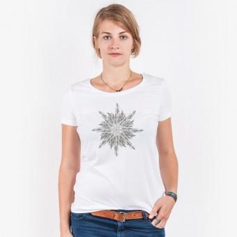 ruestungsschmie.de – Snowflake - Ladies Organic Modal T-Shirt