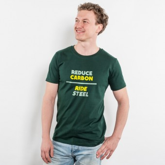 Simon Becker – Reduce Carbon - Mens Organic Cotton Classic T-Shirt