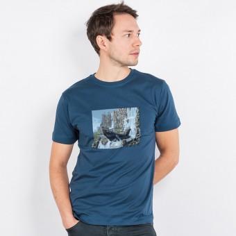 Tomic – GPS Error - Organic Cotton T-Shirt