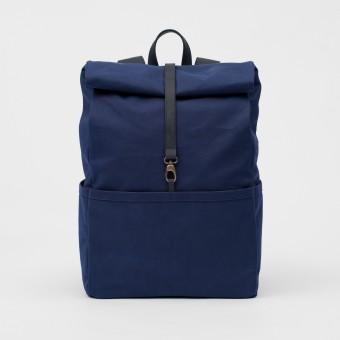 VANOOK Backpack Navy / Charcoal