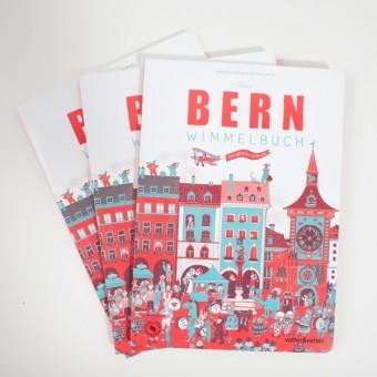 vatter&vatter Wimmelbuch Bern