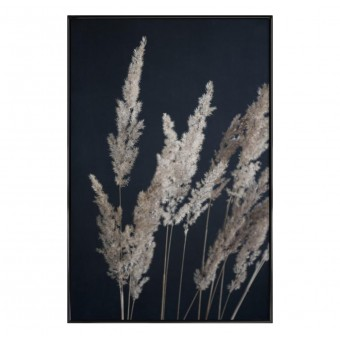 "nahili ARTPRINT / POSTER ""perfect PAMPAS in the dark"" Natur -Fotografie (DIN A1/A3 & 50x70cm)"