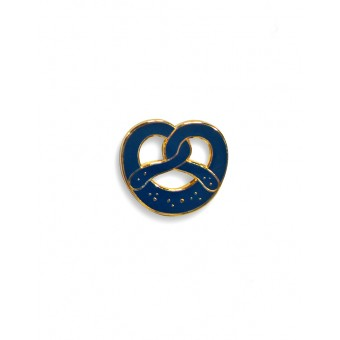HEIMATFORMAT Brezn SuperPin // dunkelblau