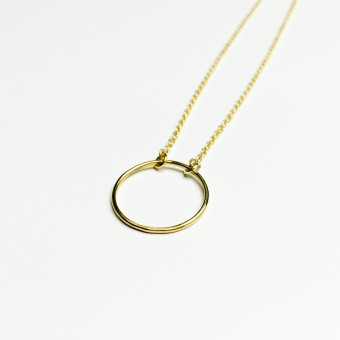 ST'ATOUR CARA – Kette vergoldet
