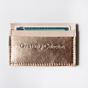 Grotkop Collection CARD HOLDER