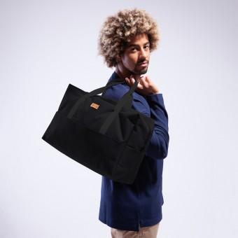MULINU Reisetasche CLASSIC LASSE Schwarz