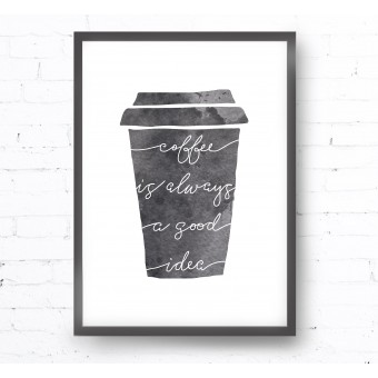 Kruth Design POSTER / CUP