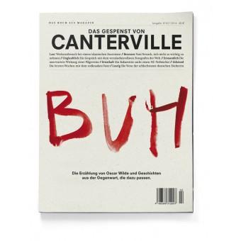 Das Buch als Magazin - Das Gespenst von Canterville