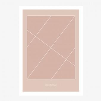 Origami Print Sunglasses Diva von Christina Pauls