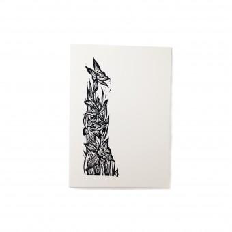 Nauli Trauerkarte mit Umschlag