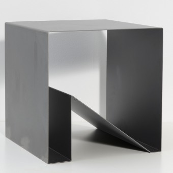 mused - CUBO - nature steel