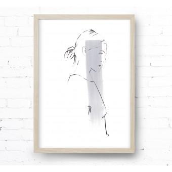 Kruth Design POSTER / DARIA